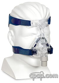 Cpap Com Mirage Activa Lt Nasal Cpap Mask With Headgear